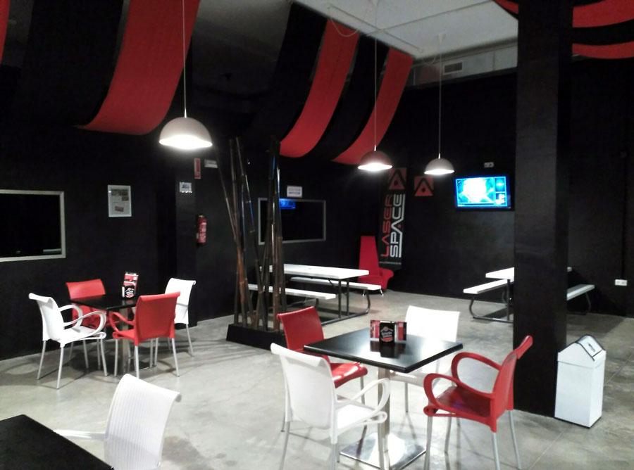Instalaciones Laserspace Alzira